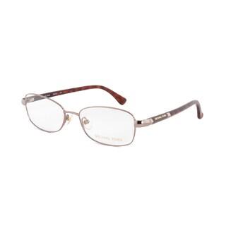 Michael Kors MK360 780 Rose Goldtone Optical Eyeglasses (Size 53)