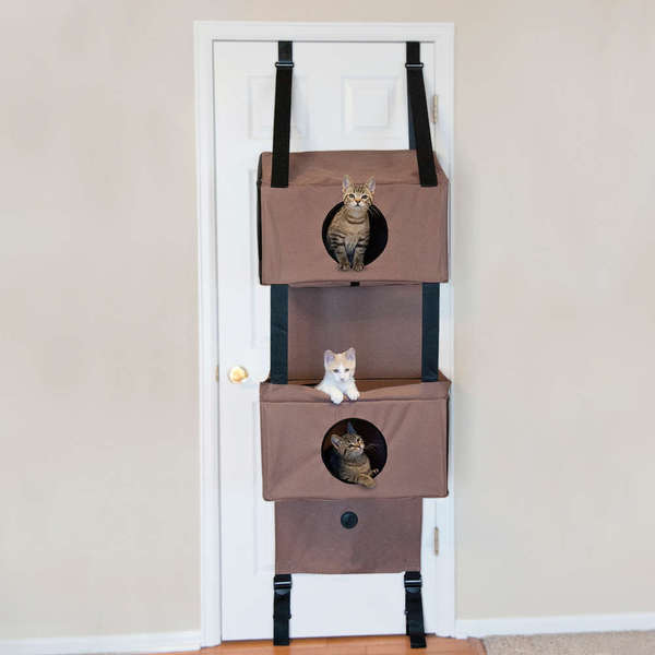 K&H Pet Products Door Hanging Feline Cat Funhouse