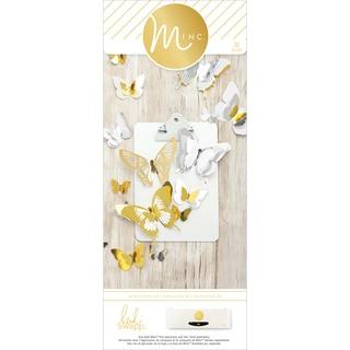 Minc 3D Paper Butterflies 32/Pkg