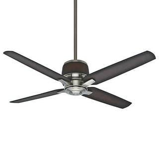 Casablanca 54-inch Aris Brushed Nickel Ceiling Fan