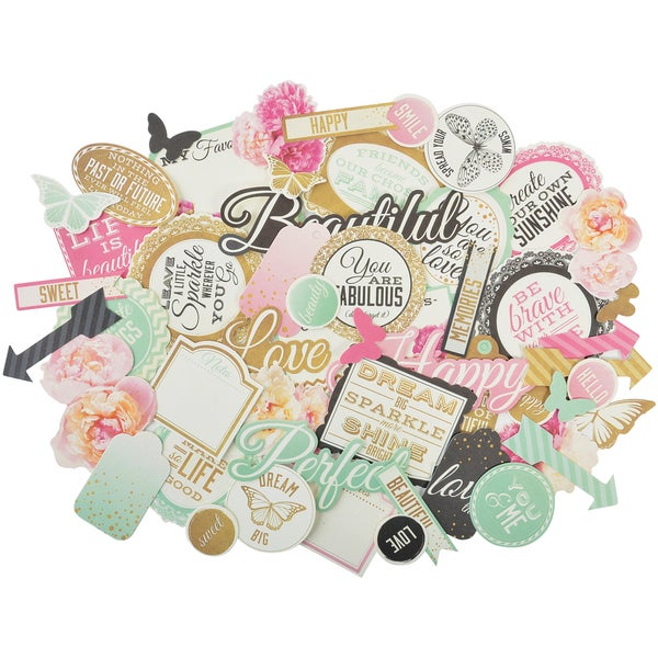 All That Glitters Collectables Cardstock DieCuts