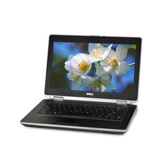 Dell E6420 14-inch 2.3GHz Intel Core i5 6GB RAM 128GB SSD Windows 7 Laptop (Refurbished)