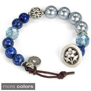 Sweet Romance Solana Beach Bead Bracelet