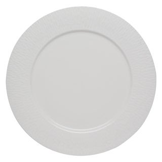 Lunar White 11-inch Dinner Plate (Set of 4)