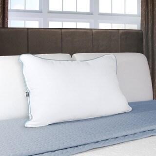 Sinomax Sleep Silky Down Alternative Cuddle Memory Foam Pillow