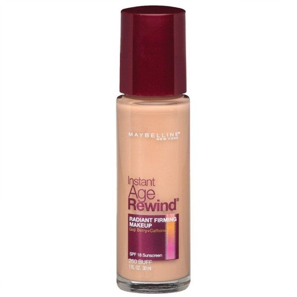 Maybelline Instant Age Rewind Radiant Firming Makeup SPF 18
