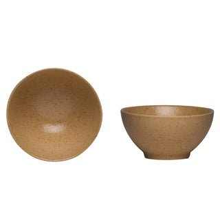 Whole Wheat 5.75-inch Coupe Bowl (Set of 4)