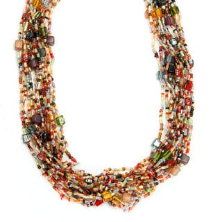 Chroma Multi-strand Bead Necklace (India)