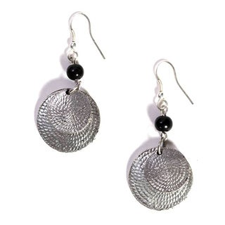 Black Market Dangle Earrings (India)