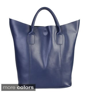 Mllecoco Women's Large Leather Tote Bag