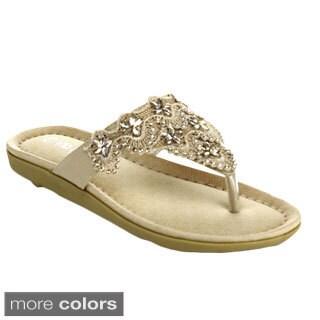 Via Pinky Women's Faye-11 Flip-flop Sandals
