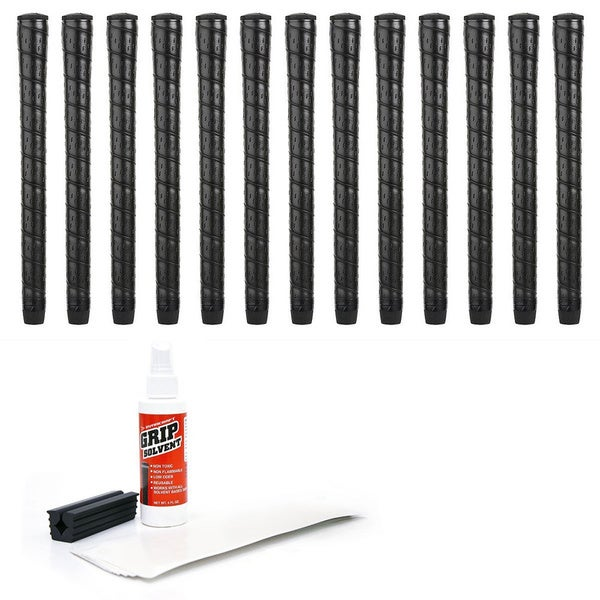 Karma Overwrap 13-piece Grip Kit (with tape, solvent, vise clamp)