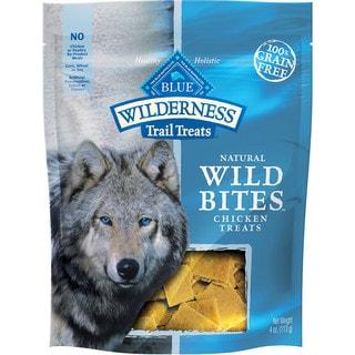 Blue Buffalo Natural Wild Bites Chicken Treats