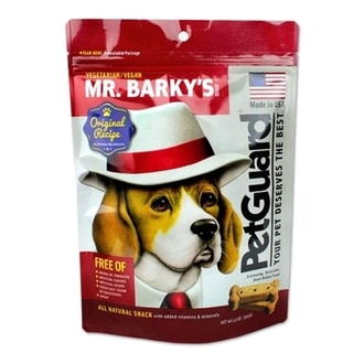 PetGuard Mr. Barky's Original Vegetarian Dog Biscuits