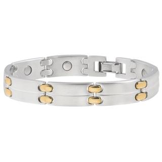 Sabona Executive Sport Duet Magnetic Bracelet