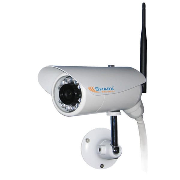 Sharx Security SCNC3905 1080p HD Wired PoE IP Network Camera