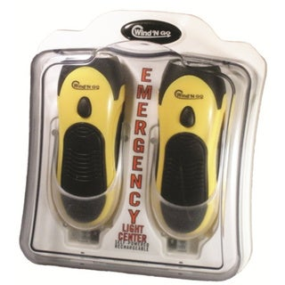 WG Emergency Light Center 2Pk