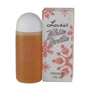 Mem Love's White Vanilla Women's 1-ounce Cologne