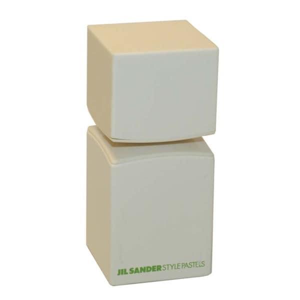 Jil Sander Style Pastels Soft Yellow Women's 1.7-ounce Eau de Parfum (Tester)