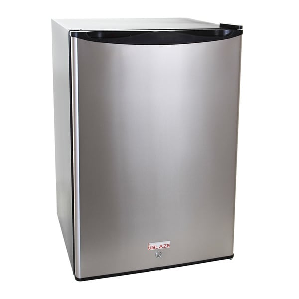 Blaze Stainless Front Refrigerator