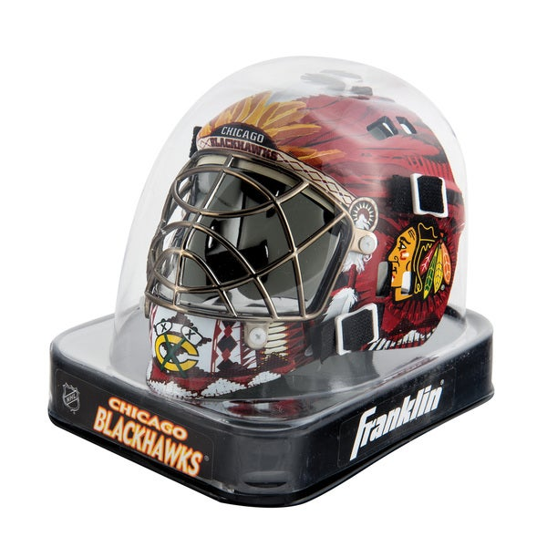 NHL Chicago Blackhawks Mini Goalie Mask 15412374