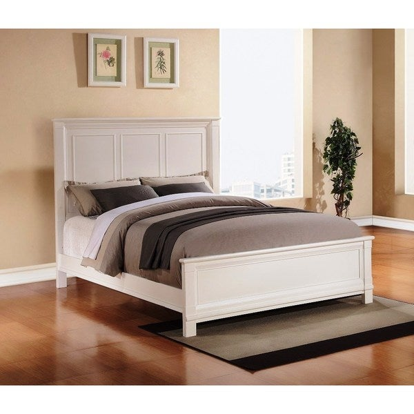 Woodstock California King Panel Bed