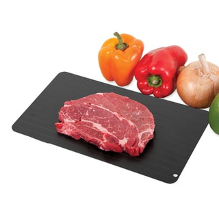 As Seen On TV Miracle Thaw Food Defrosting Tray