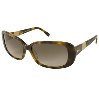 Lacoste Womens L749S Rectangular Sunglasses