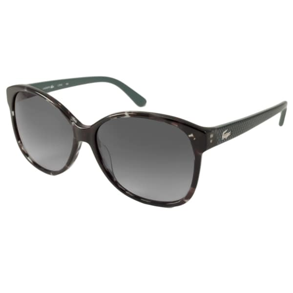Lacoste Womens L701S Rectangular Sunglasses