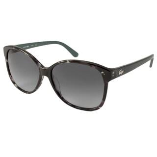Lacoste Womens L701S Rectangular Sunglasses