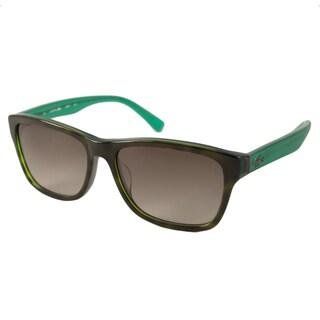 Lacoste Womens L683S Rectangular Sunglasses