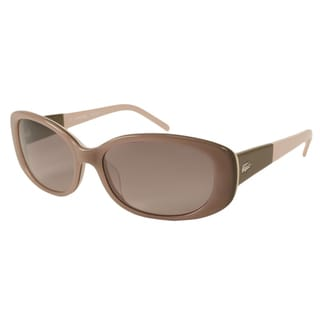 Lacoste Womens L628S Rectangular Sunglasses