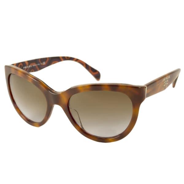 Prada Women's PR05PS Cat-Eye Sunglasses