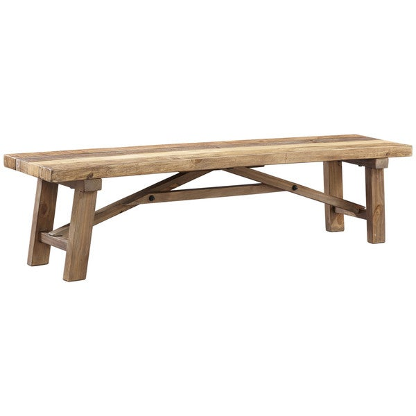 Art Van Scottsdale Pine Wood Dining Bench Overstock  : Art Van Scottsdale Dining Bench ac012974 02c3 42ec 99d0 635f9e3fb1d8600 from www.overstock.com size 600 x 600 jpeg 30kB