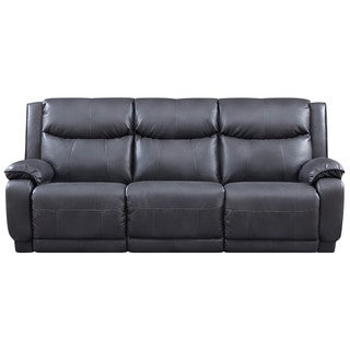 Art Van Dual Power Reclining Sofa