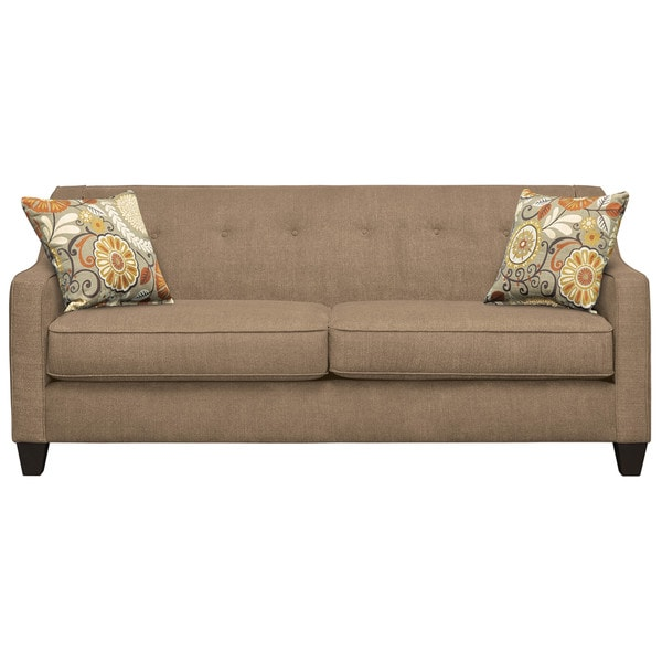 Art Van Axis Taupe Sofa