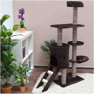 Multi-level Pet Scratch Tree
