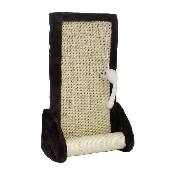 Stand-alone Cat Scratcher