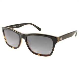 Lacoste Men's/ Unisex L709S Rectangular Sunglasses