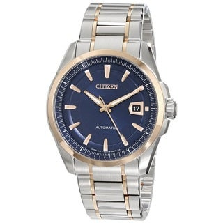 Citizen Men's NB0046-51L Signature Grand Classic Stainless Steel Automatic Watch