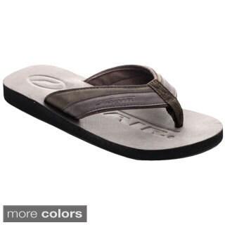 Jeair Men's MS1325 Slip-on Flip Flop Sandals