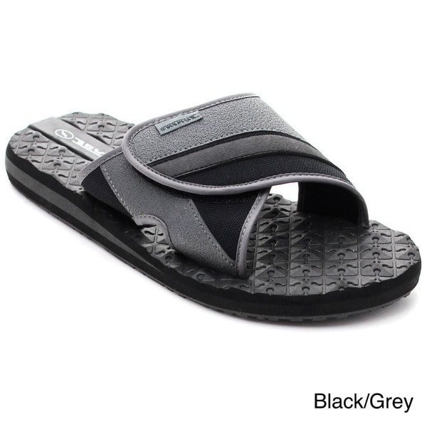 Jeair MS1323 Men's Shower Slip On Flip Flop Beach Sandals
