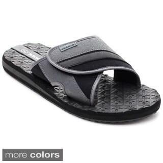 Jeair MS1323 Men's Shower Slip On Flip Flop Beach Sandals