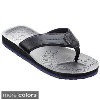 Jeair Men's MS1012 Casual Flip-flop Beach Sandals