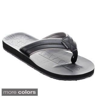 Jeair Men's MS1008 Slip-on Flip Flop Sandals