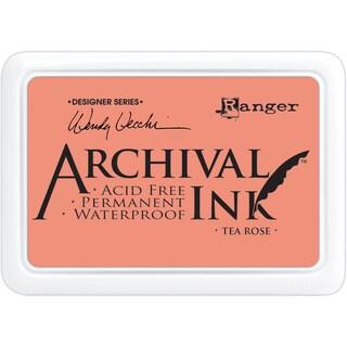Wendy Vecchi Designer Series Archival Ink PadTea Rose