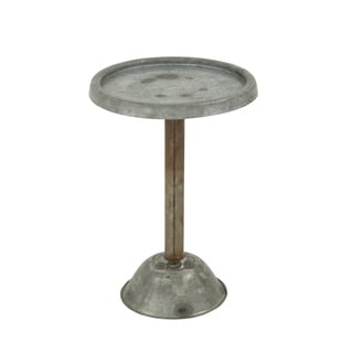 Multi-purpose Metal Accent Table
