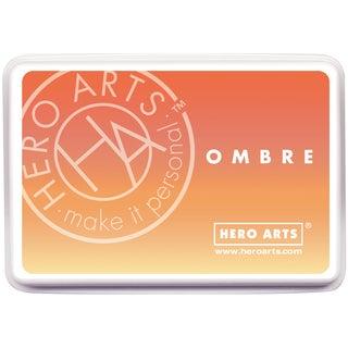 Hero Arts Ombre Ink PadButter To Orange