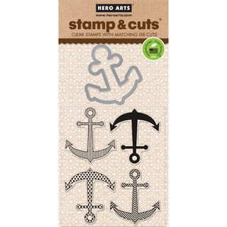 Hero Arts Stamp & CutsAnchor