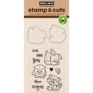 Hero Arts Stamp & CutsBaby Animals
